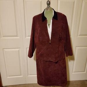 Jessica Howard 2 piece suit